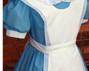 Girls Alice in Wonderland dress
