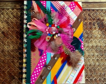 Gypsy Journal (Mardi Gras Spirit) / To Gather Your Wandering Thoughts / Sandi Pike Foundas