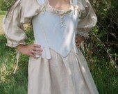 Stays - 18th Century Hand Sewn