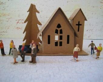 Dimestore Village_4 Churches only