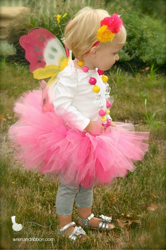 Items Similar To Butterfly Princess Halloween Costume