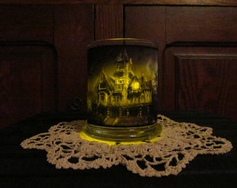 Haunted Candleholder
