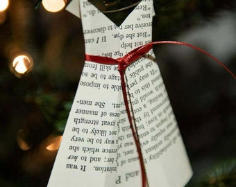 Sweet Pride & Prejudice Dress Ornament