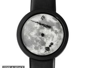 Zero-Gravity watch : ver.Moonlight (TIME&SPACE / time of the universe)