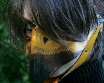 Diy Bird Beak Mask