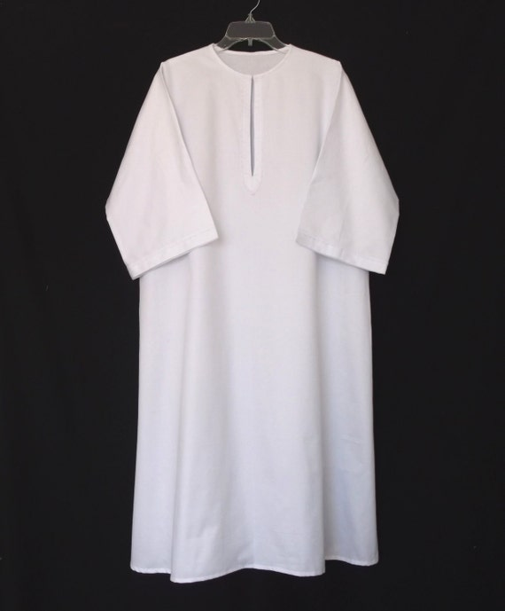 orthodox baptismal robes for adults