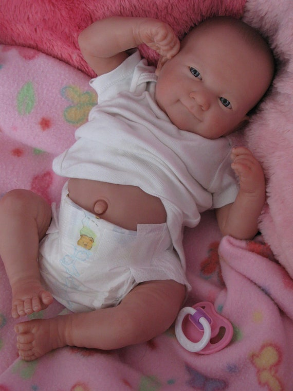 Reborn Baby Girl Berenguer Newborn Preemie By