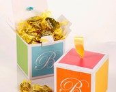 Gift Box, Baby shower favor, Birthday favor, Cookie box, Cup cake Box