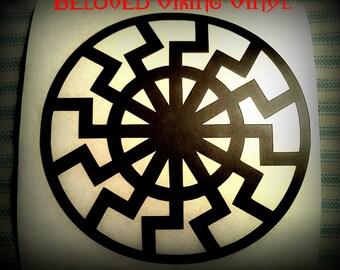 Black Sun Rune