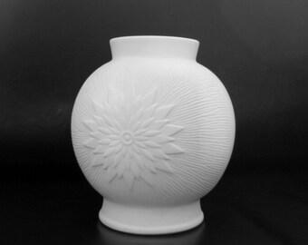 Vase Op Art 60s Germany