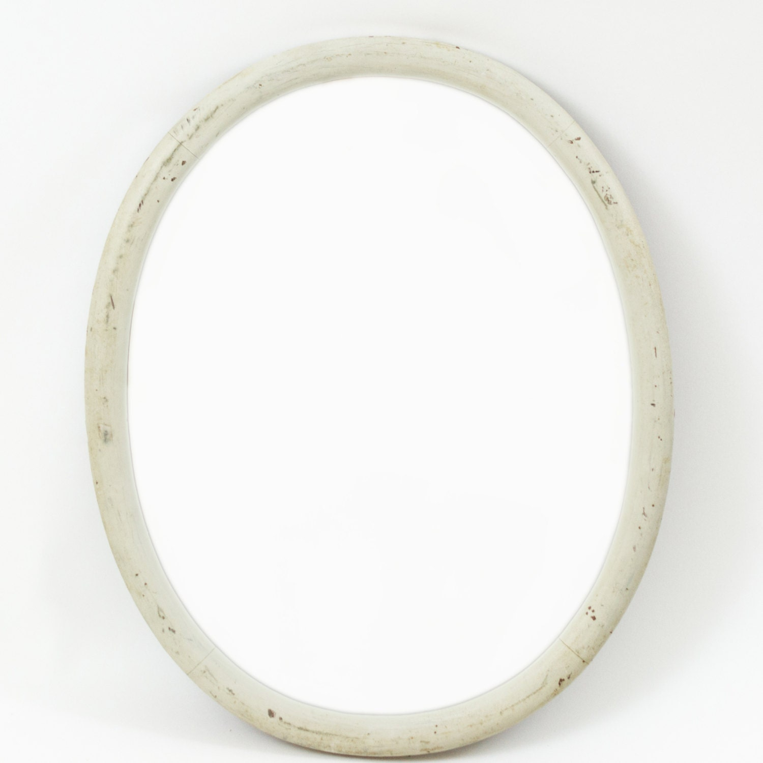 Antique mirror white mirror decorative mirror antique white for Fancy white mirror