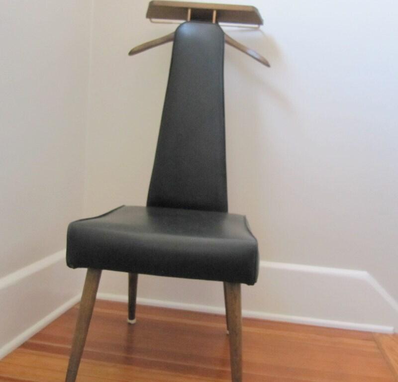 setwell s valet chair mid century modern madmen