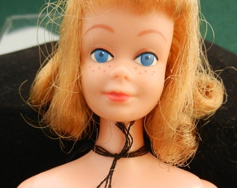 Vintage Midge Doll Barbies Best Friend Doll