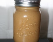 Perfect for back to school: Homemade Fresh Unsalted Peanut Butter