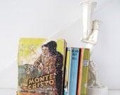 "Vintage Book-Big Little Book ""The Count of Monte Cristo"" Vintage collectors Item 1934, rare item, decor"