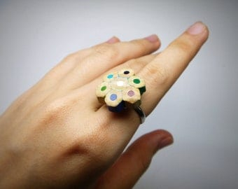 Pencil Jewelry - Colibri Ring