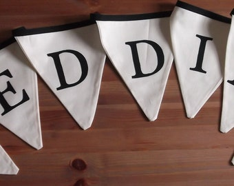 Wedding Bunting - your choice of colours