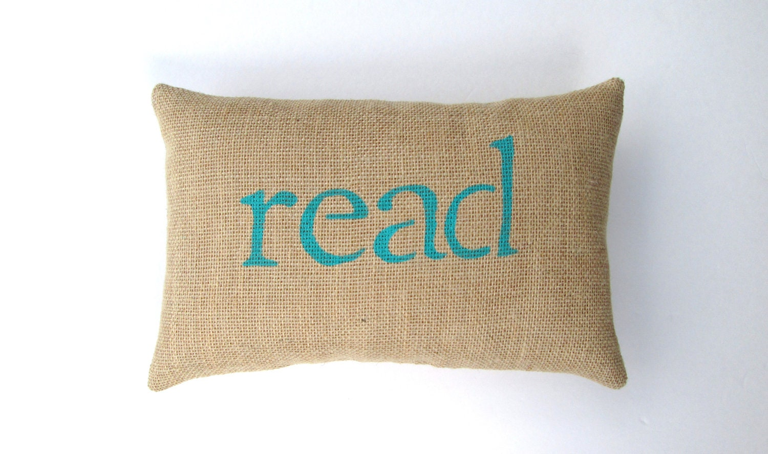read pillow book pillow decorative burlap pillow reading