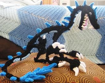Pipe Cleaner Dragon - Fabulous OOAK