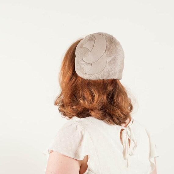 50% OFF SALE / vintage 1950s hat / designer hat / Christian Dior