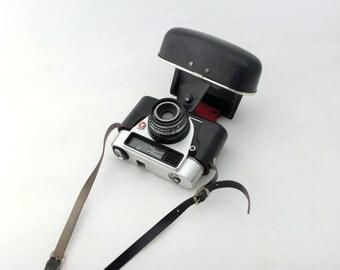 Vintage Mid Century CAMERA King Regula Olymatic IA, made in Germany, mechanical camera