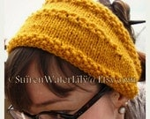 Custom Calorimetry headband with seed stitch & eyelets, choose color