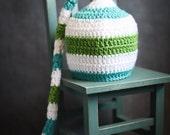 Newborn Elf hat, Baby Elf hat - Newborn Boy Hat - Toddler Boy hat, Winter hat - Photography Props Newborn Baby - Newborn Boy Photo prop