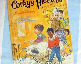 Corky's Hiccups, 1968 Whitman BIG Tell-a-Tale