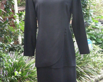 Beautiful Little Black Dress - Party- Interview or Funeral perfect little black dress