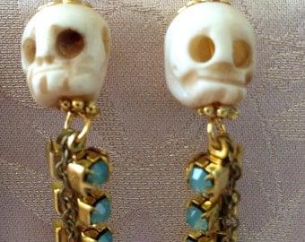 Warrior Mermaid Earrings