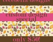 Custom Blog Design Special