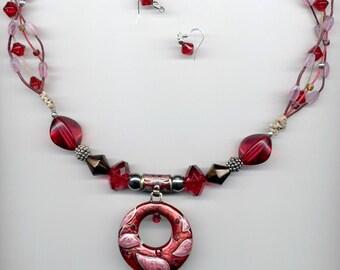 Hemp Necklace K21 Passion