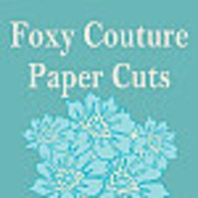 FoxyCouturePaperCuts