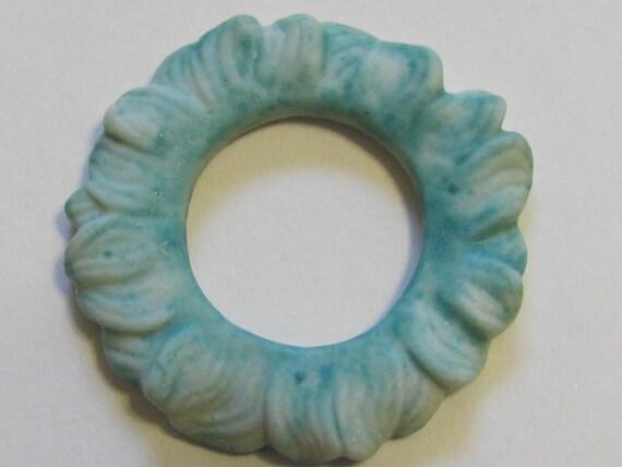 Porcelain Ring of Petals