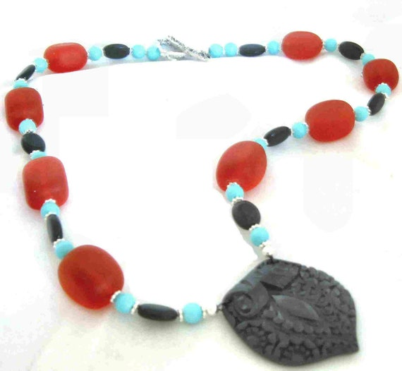 Balanced Energy Necklace by Diana