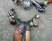 Tribal Talisman Necklace