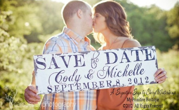 Save The Date Sign. Personalized Sign. Photo Props. Engagement Photo. Rustic Save the Date Sign. Save the Date Cards. Wedding Sign.