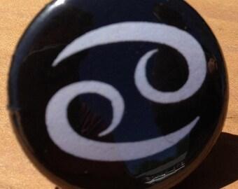 Cancer - button, magnet, or bottle opener