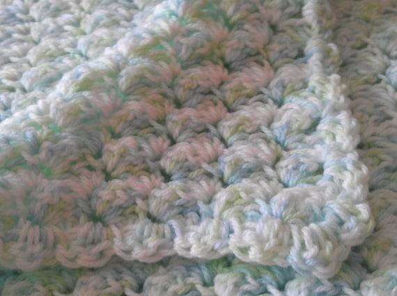 Free Crochet Popcorn Baby Blanket Pattern : Free Crochet Pattern Baby Popcorn Afghan Shopwiki.html ...
