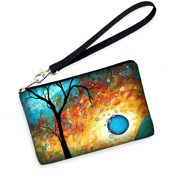 iphone 5 wristlet fabric iphone 5 iphone wristlet cell phone wristlet 11067