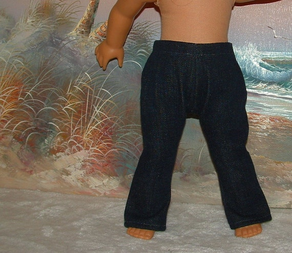 American Girl Doll Clothes Denim Pants Jeans