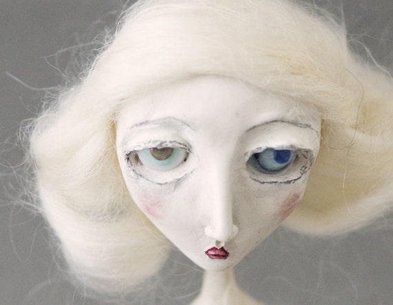 Tamsin - Gothic Victorian OOAK Art Doll