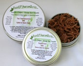 Xylitol and Neem Bark Tooth Chips - 4 oz container - from Rose of Sharon Acres