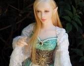 Ardhoniel Elve Lady LOTR inspired OOAK Art Doll Polymer Clay Doll OGLD