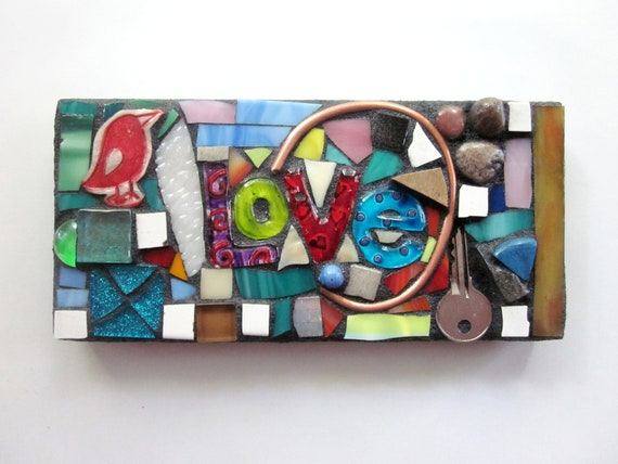 Love Nest. (MOSAIC MAGNET)