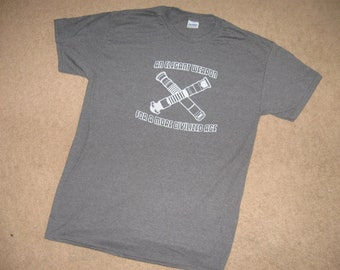 An Elegant Weapon For a More Civilized Age T Shirt