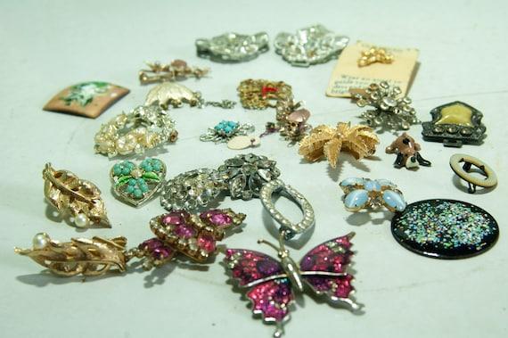 Destash Junk Jewelry lot - repair repurpose -Lot 5