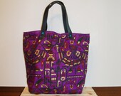 SALE - Drilling For Life Africa Tote