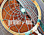 Gardenia & Mint Dream Catcher