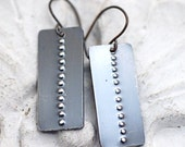 Simple Path Sterling Silver Earrings